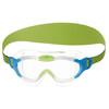 speedo Biofuse Sea Squad Mask Juniors Sport Blue/Hydro Green